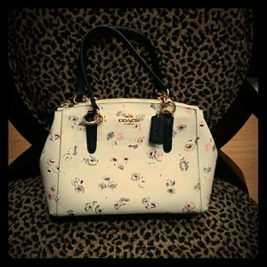 COACH CHRISTIE MINI CARRYALL